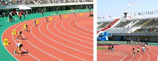 熊谷スポーツ文化公園 陸上競技...